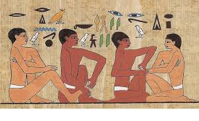 Hands on healing in Ancient Egypt