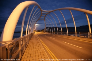 Bridge to Achill Island