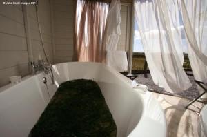 Seaweed bath