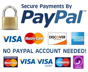 Secure Payment by PayPal