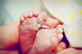 Baby Baby Toes Pregnancy Baby Feet Newborn Child